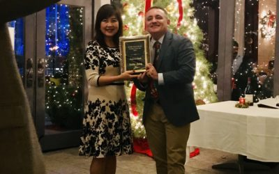 2019 NT DEC Export Service Provider of the Year – Kathy Jiang Regions Bank